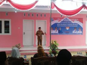 Pesan Walikota RT/RW Garda Terdepan Dalam Pembangunan