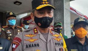 Polda Bangka Belitung Tegaskan Tidak Akan Keluarkan Izin Keramaian Pada Acara Pergantian Tahun