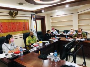 Gubernur Dorong Pengesahan RUU Daerah Kepulauan