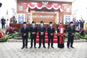 Pimpinan Baru DPRD Siap Kolaborasi dengan Gubernur