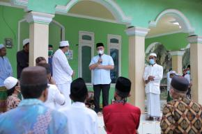 Pengasuh Pondok Pesantren Az-Zayad Lil Ulum Sebut Gubernur Erzaldi Pemimpin yang Agamis