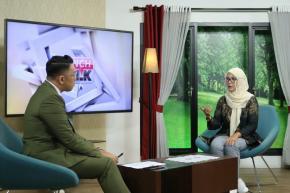 Melati Erzaldi Berbagi Kisah Memajukan UMKM Babel Pada TV Nasional