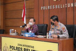 Gubernur Erzaldi Ajak Semua Pihak Semangat Jalankan Tugas dan Prokes Demi Cegah Penyebaran Covid-19