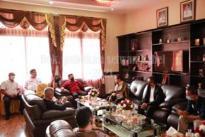 KPU Apresiasi Peran DPRD Atas Suksesnya Penyelenggaraan Pilkada Serentak Di Kep. Babel