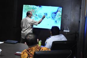 Bersama Tim Survei, Gubernur Erzaldi Persiapkan Pengembangan 3 Titik Pelabuhan