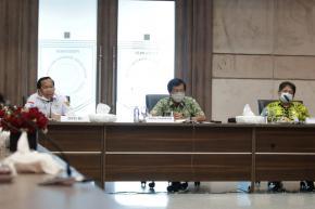 Senator RI Dukung Pemprov. Babel Tingkatkan Dana Bagi Hasil Pertambangan