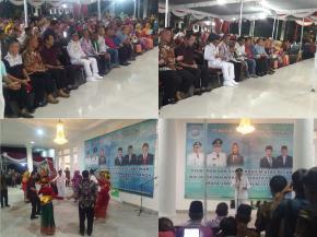 Walikota - Wakil Walikota Gelar silaturrahmi dan Syukuran Bersama Masyarakat Pangkalpinang