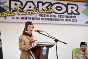 Pusat Pendidikan dan Pelatihan Daerah Pramuka Ibarat Jantungnya Pramuka