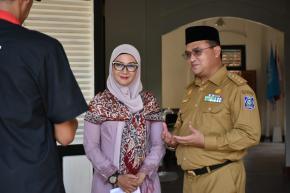Gubernur Erzaldi Promosikan Wisata Pesanggrahan Muntok ke Stasiun TV Nasional