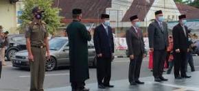 WALIKOTA PANGKALPINANG MELANTIK PEJABAT BARU ESELON II