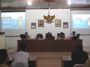 Kabupaten Bangka Masuk Tiga Besar Nominasi Penghargaan Pembangunan Daerah