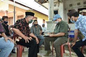 Duduk Bersama Gubernur Erzaldi, Masyarakat Desa Penutuk Bahas Keberlanjutan Pembangunan Dermaga