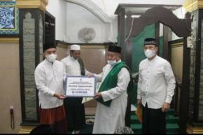 Walikota Pangkalpinang Melakukan Safari Ramadhan