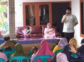 Adet, SH., MH Tutup Reses Masa Sidang I dengan Serap Aspirasi Masyarakat Desa Batu Belubang.