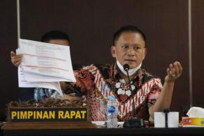 DPRD Babel Peduli Pendidikan, Ketua DPRD Bilang Pembangunan SMA N 2 Sungailiat Penting
