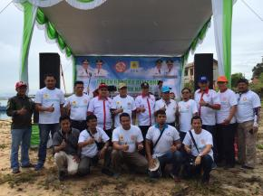 Peringati Hari Menanam Pohon dan HUT Babel ke-18, PLN UPPJ Babel Berkolaborasi dengan DPD ORI Tanam Mangrove