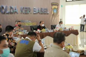 Hadapi PPKM Level IV, Gubernur: Koordinasi Hingga Level Terbawah Harus Kuat