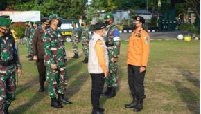 Walikota Menghadiri Pelatihan Pencegahan dan Mitigasi Bencana Alam