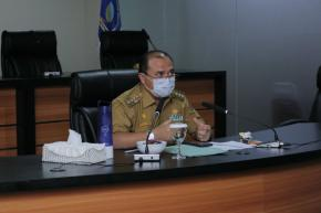 Gubernur Erzaldi Tindak Lanjuti Payung Hukum Kerja Sama Dengan OKE OCE Indonesia