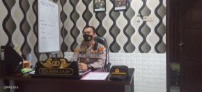 Polsek Pemali Kawal Swab Antigen Masal diPasar Higienis
