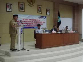 70 Peserta Ikuti Bimtek Admin SiRUP Pemkab Bangka