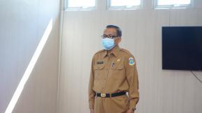 Walikota Pangkalpinang Menyampaikan   Duka Yang Mendalam Atas Wafatnya Kepala BKPSDM Pemkot