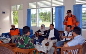 Gubernur : Penanggulangan Bencana sesuai SOP BNPB