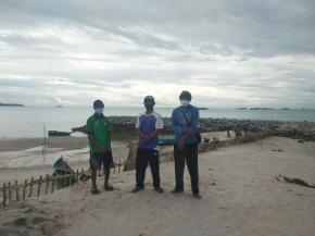 Uang Kompensasi Kapal Isap IUP Pemda Tidak Disalurkan, Nelayan Matras Minta Kapal Isap IUP Pemda Tinggalkan Perairan Matras.