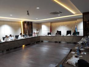 Gubernur Ajak Pimpinan Media Bangun Babel Bersama