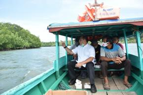 Gubernur Erzaldi Survei Potensi Wisata Baru Pulau Dante