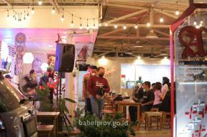 Pastikan PPKM Berjalan Baik, Forkopimda Babel Cek Sejumlah Kafe di Pangkalpinang