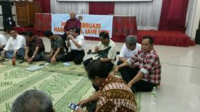 PWI Banten Tuan Rumah Konsolidasi Puncak PWI se-Indonesia