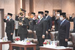 Gubernur Erzaldi Maknai Kesaktian Pancasila Sebagai Pedoman Hadapi Ancaman Bangsa