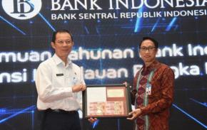 Pemprov Babel Apresiasi Kinerja Perwakilan Bank Indonesia Bangka Belitung