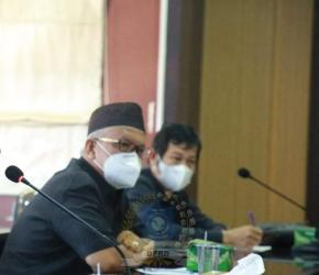Drs. H. Erwandi A. Rani : Harus Ada Cara Cegah Alih Fungsi Lahan Pertanian