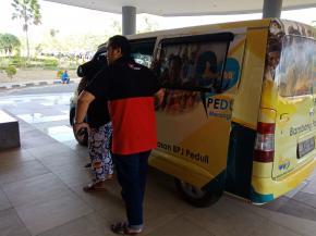 Derita Komplikasi Jantung, Maniri dan Melinda Dapat Bantuan Yayasan BPJ Peduli