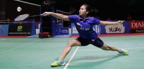 Tunggal Putri Indonesia Olivia, Lolos ke Babak Utama di Babel Indonesia Masters 2018