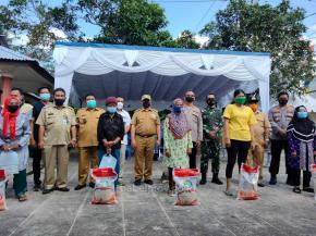 Tak Hanya Pastikan PPKM, Kunjungan Gubernur Ke Belitung Juga Bahas Pelabuhan