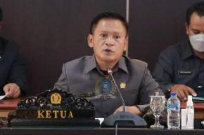 Genjot PAD, Ketua DPRD Herman Suhadi Sampaikan Tiga Rekomendasi