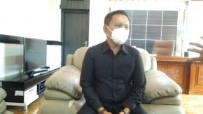 Ketua DPRD Herman Suhadi Meminta Kemenhub RI Tinjau Kembali  Pembatalan Pengembangan Pelabuhan Pangkalbalam.