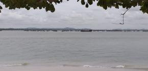 Masuk Zona Zero Tambang, Bong Ming-Ming Minta Aparat Hukum Tindak Tegas TI Apung di Teluk Kelabat Dalam