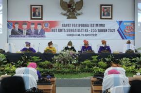 Dirgahayu ke-255, Wagub Abdul Fatah Dorong Kabupaten Bangka Jadi yang Terbaik