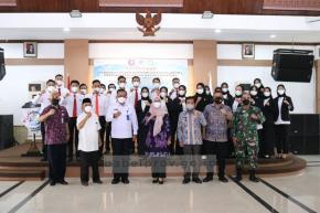 Wakil Gubernur Kukuhkan Kader Inti Pemuda Anti Narkoba Untuk Wujudkan SDM Berkualitas