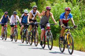 Babel Jadi Tuan Rumah Event Sepeda Internasional AUDAX CP