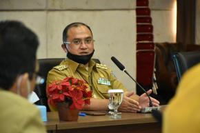 Gubernur Erzaldi  Kunci Berhasilnya New Normal Adalah Disiplin Dalam Penerapan Protokol Covid-19
