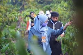 Pertemuan Selasa Berdaya Panaskan Semangat Petani Kopi Petaling