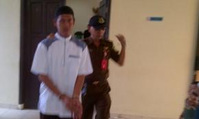 Oknum Guru Cabul Dituntut 10 Tahun Penjara