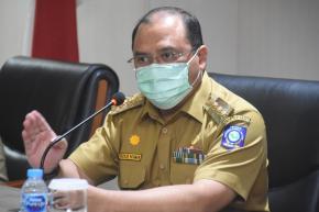 Gubernur Erzaldi Tindak Cepat dan Tegas Lonjakan Covid-19 di Pangkalpinang yang Mengkhawatirkan