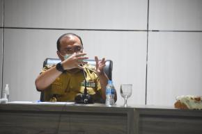 Gubernur Erzaldi Dorong Percepatan Pembangunan Infrastruktur di Babel