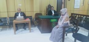 Jaksa Penuntut Umum (JPU) Menuntut Hukuman  Pidana Denda  6 Juta Rupiah Kepada Terdakwa